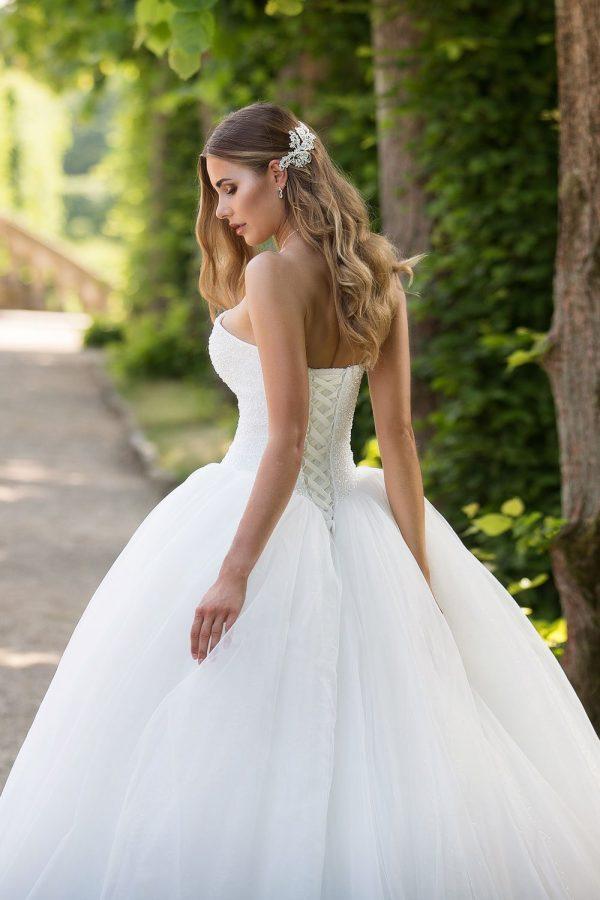Brautkleid MissGermany 2019 Ivory Ariana MGB34 3 Bei Avorio Vestito Brautmode In Berlin