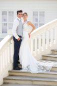 Brautkleid MissGermany 2019 Ivory Carmen MGB36 4 Bei Avorio Vestito Brautmode In Berlin