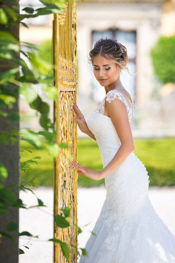 Brautkleid MissGermany 2019 Ivory Jolie MGB25 2 Bei Avorio Vestito Brautmode In Berlin