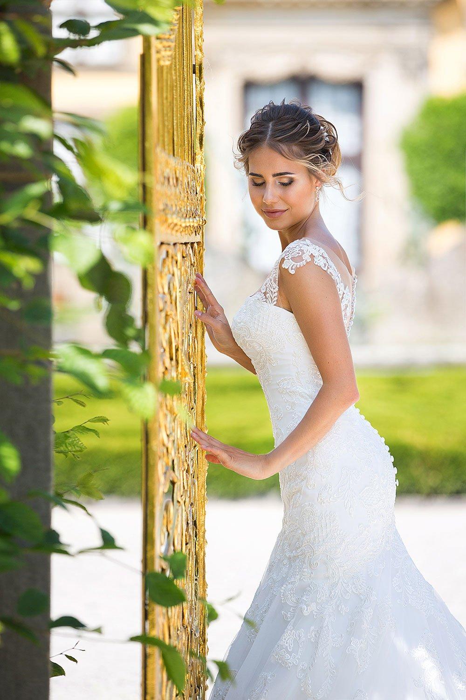 Brautkleid Jolie Avorio Vestito