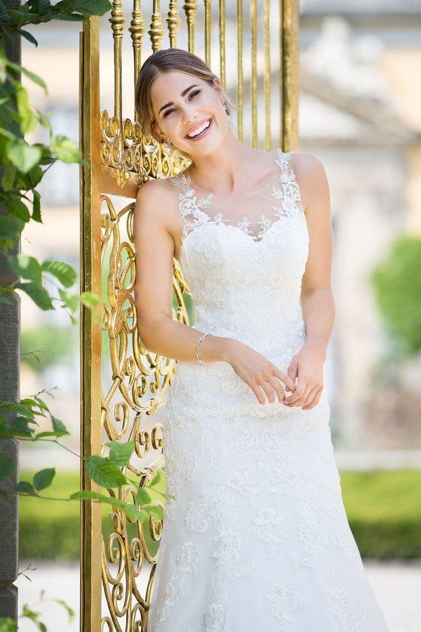 Brautkleid MissGermany 2019 Ivory Saffira MGB33 3 Bei Avorio Vestito Brautmode In Berlin