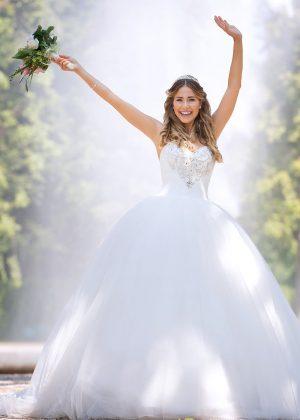 Brautkleid MissGermany 2019 Ivory Sandra MGB23 2 Bei Avorio Vestito Brautmode In Berlin