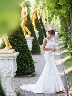 Brautkleid MissGermany 2019 Ivory Vanessa MGB27 1 Bei Avorio Vestito Brautmode In Berlin