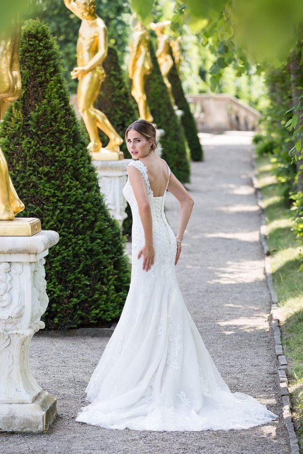 Brautkleid MissGermany 2019 Ivory Vanessa MGB27 2 Bei Avorio Vestito Brautmode In Berlin