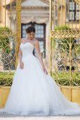 Brautkleid MissGermany 2019 Ivory Vivian MGB21 1 Bei Avorio Vestito Brautmode In Berlin