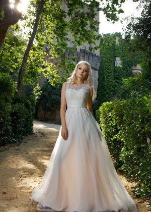 Brautkleid Ivory Alisha B1953 1 Guenstiges Hochzeitskleid 2019 Bei Avorio Vestito Eiche Berlin