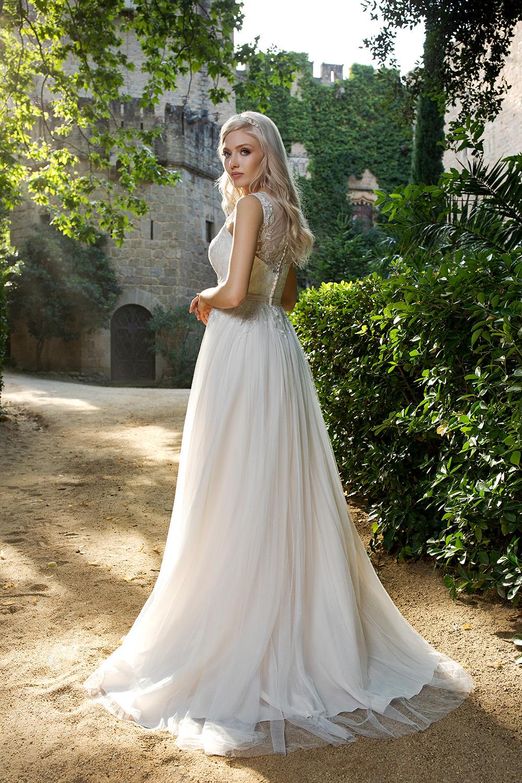 Brautkleid Ivory Alisha B1953 2 Guenstiges Hochzeitskleid 2019 Bei Avorio Vestito Eiche Berlin