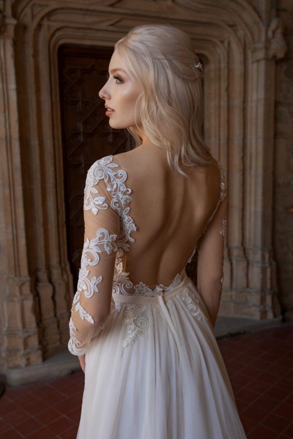 Brautkleid Ivory Kassandra B1930 4 Guenstiges Hochzeitskleid 2019 Bei Avorio Vestito Eiche Berlin