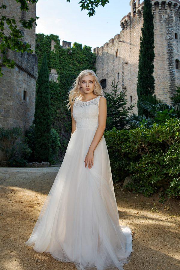 Brautkleid Ivory Lenia B1957 1 Guenstiges Hochzeitskleid 2019 Bei Avorio Vestito Eiche Berlin