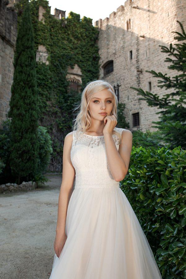 Brautkleid Ivory Lenia B1957 2 Guenstiges Hochzeitskleid 2019 Bei Avorio Vestito Eiche Berlin