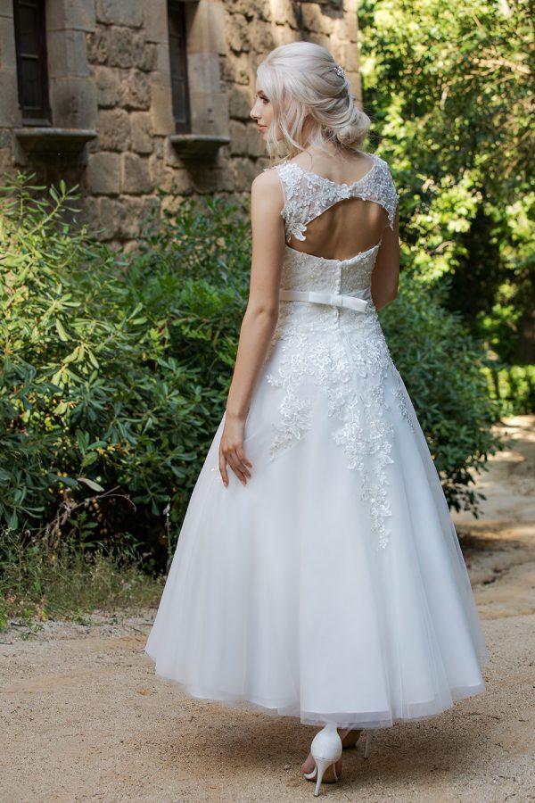 Brautkleid Ivory Rafaela B1954 3 Guenstiges Hochzeitskleid 2019 Bei Avorio Vestito Eiche Berlin