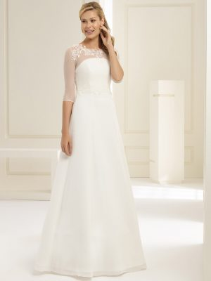 Brautkleid Bianco Evento 2019 CATARINA 1 Bei Avorio Vestito BrideStore And More Brautmode Berlin