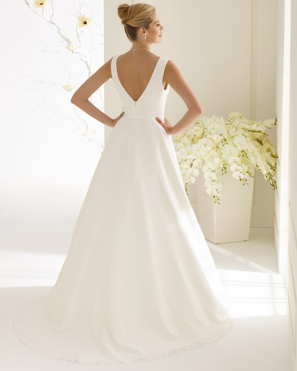 Brautkleid Bianco Evento 2019 DALILA 3 Bei Avorio Vestito BrideStore And More Brautmode Berlin