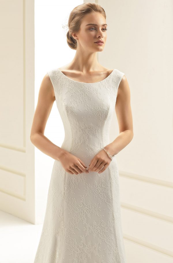 Brautkleid Bianco Evento 2019 ELENA 2 Bei Avorio Vestito BrideStore And More Brautmode Berlin