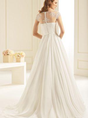 Brautkleid Bianco Evento 2019 OMNIA 3 Bei Avorio Vestito BrideStore And More Brautmode Berlin