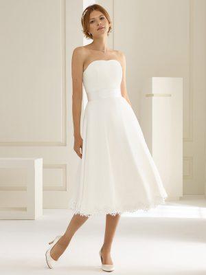 Brautkleid Bianco Evento 2019 PEONIA 1 Bei Avorio Vestito BrideStore And More Brautmode Berlin