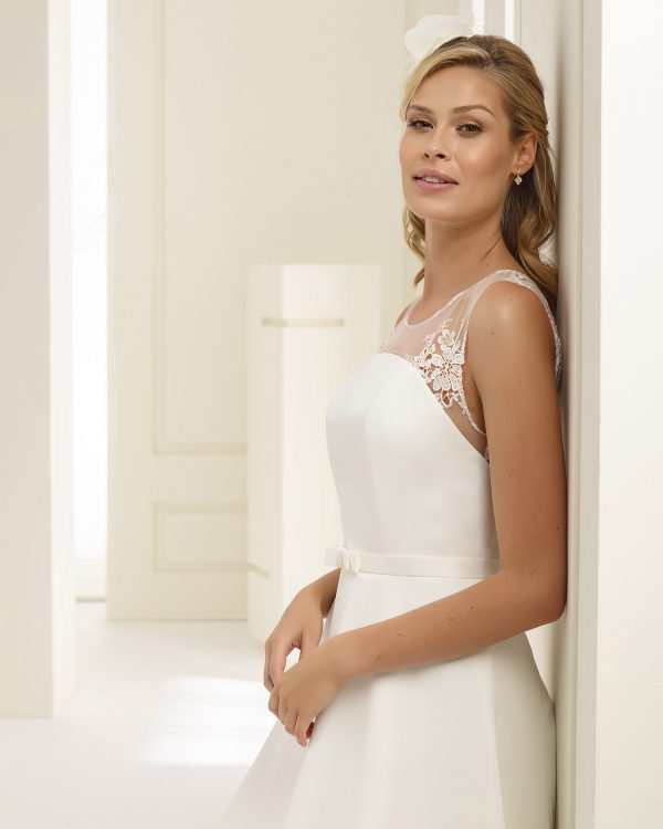 Brautkleid Bianco Evento 2019 TAPAZIA 2 Bei Avorio Vestito BrideStore And More Brautmode Berlin