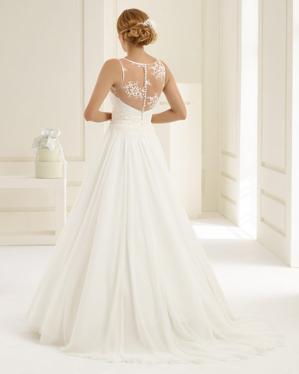 Brautkleid Bianco Evento 2019 Bridal Dress ADRIA 3 Bei Avorio Vestito BrideStore And More Brautmode Berlin
