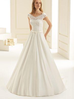 Brautkleid Bianco Evento 2019 Bridal Dress AMELIA 1 Bei Avorio Vestito BrideStore And More Brautmode Berlin