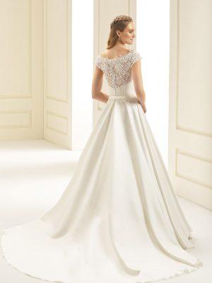 Brautkleid Bianco Evento 2019 Bridal Dress AMELIA 3 Bei Avorio Vestito BrideStore And More Brautmode Berlin