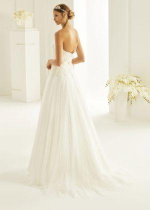 Brautkleid Bianco Evento 2019 Bridal Dress ANGELICA 3 Bei Avorio Vestito BrideStore And More Brautmode Berlin
