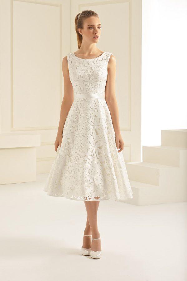 Brautkleid Bianco Evento 2019 Bridal Dress APERTA 1 Bei Avorio Vestito BrideStore And More Brautmode Berlin