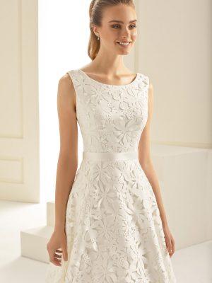 Brautkleid Bianco Evento 2019 Bridal Dress APERTA 2 Bei Avorio Vestito BrideStore And More Brautmode Berlin
