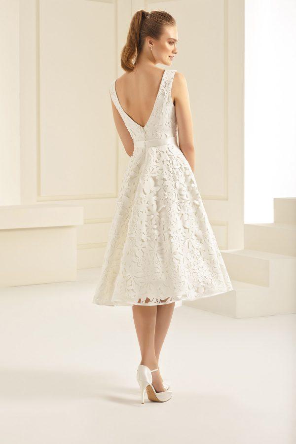 Brautkleid Bianco Evento 2019 Bridal Dress APERTA 3 Bei Avorio Vestito BrideStore And More Brautmode Berlin
