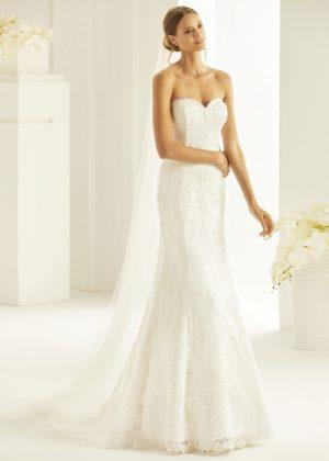 Brautkleid Bianco Evento 2019 Bridal Dress ARIELLE 1 Bei Avorio Vestito BrideStore And More Brautmode Berlin