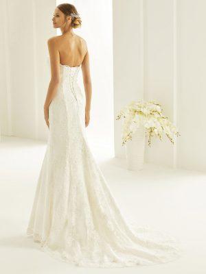 Brautkleid Bianco Evento 2019 Bridal Dress ARIELLE 3 Bei Avorio Vestito BrideStore And More Brautmode Berlin