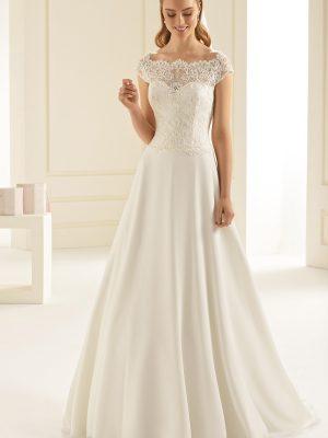 Brautkleid Bianco Evento 2019 Bridal Dress ARIZONA 1 Bei Avorio Vestito BrideStore And More Brautmode Berlin