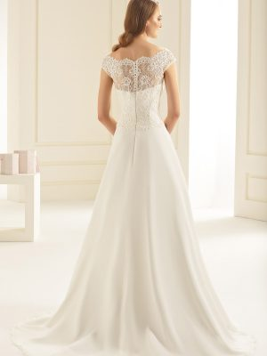 Brautkleid Bianco Evento 2019 Bridal Dress ARIZONA 3 Bei Avorio Vestito BrideStore And More Brautmode Berlin