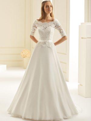 Brautkleid Bianco Evento 2019 Bridal Dress ASPEN 1 Bei Avorio Vestito BrideStore And More Brautmode Berlin
