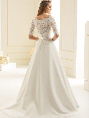 Brautkleid Bianco Evento 2019 Bridal Dress ASPEN 3 Bei Avorio Vestito BrideStore And More Brautmode Berlin