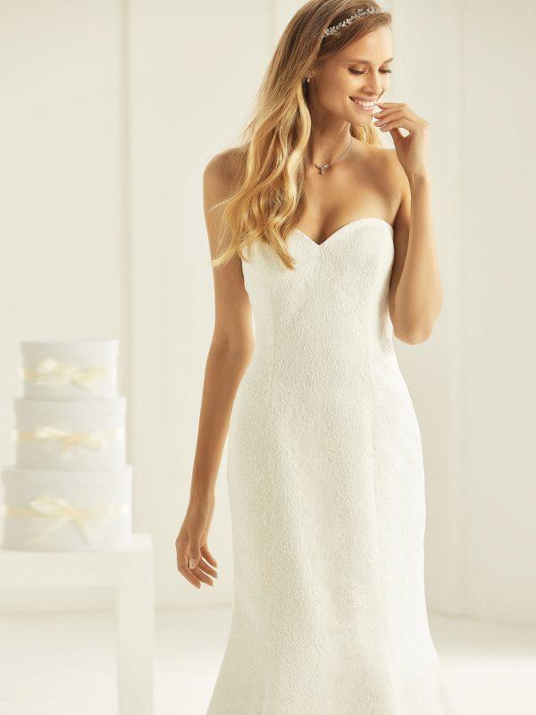 Brautkleid Bianco Evento 2019 Bridal Dress ATLANTIS 2 Bei Avorio Vestito BrideStore And More Brautmode Berlin