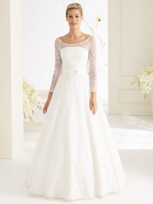Brautkleid Bianco Evento 2019 Bridal Dress BELLA 1 Bei Avorio Vestito BrideStore And More Brautmode Berlin