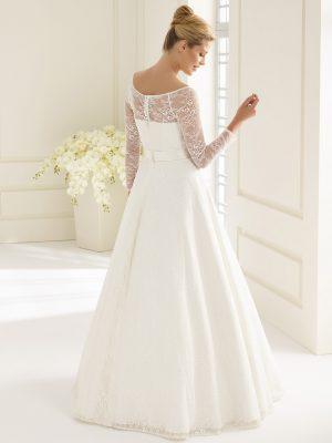Brautkleid Bianco Evento 2019 Bridal Dress BELLA 3 Bei Avorio Vestito BrideStore And More Brautmode Berlin