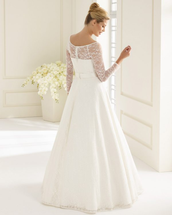 Brautkleid Bianco Evento 2019 Bridal Dress BELLA 3 Bei Avorio Vestito BrideStore And More Brautmode Berlin