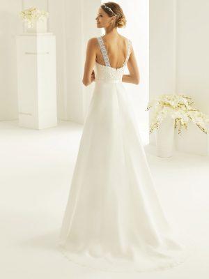 Brautkleid Bianco Evento 2019 Bridal Dress BLANCA 3 Bei Avorio Vestito BrideStore And More Brautmode Berlin
