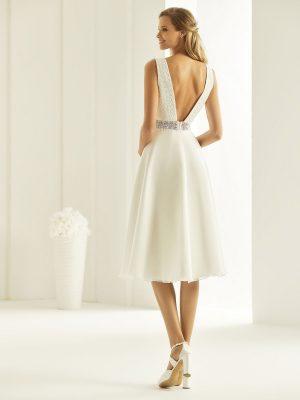 Brautkleid Bianco Evento 2019 Bridal Dress FLORIDA 3 Bei Avorio Vestito BrideStore And More Brautmode Berlin