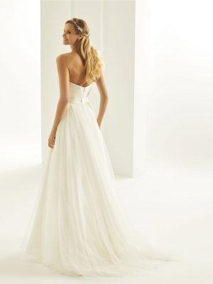 Brautkleid Bianco Evento 2019 Bridal Dress MAHALIA 3 Bei Avorio Vestito BrideStore And More Brautmode Berlin