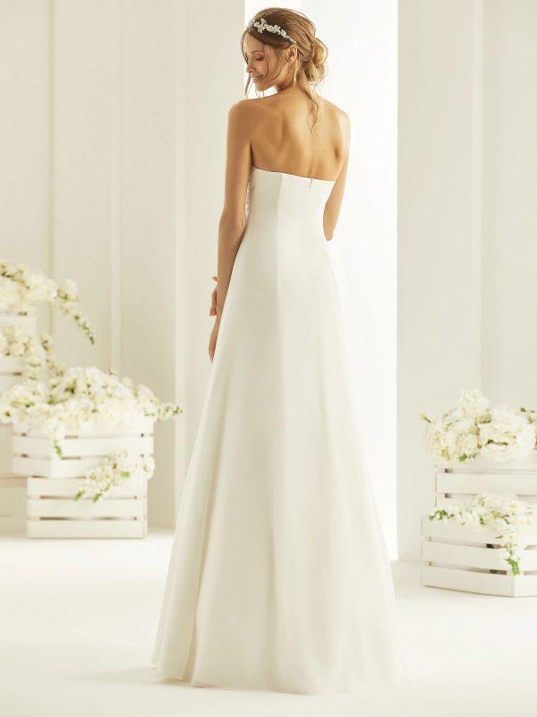 Brautkleid Bianco Evento 2019 Bridal Dress NEVE 3 Bei Avorio Vestito BrideStore And More Brautmode Berlin