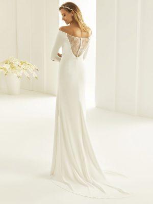 Brautkleid Bianco Evento 2019 Bridal Dress NICOLE 3 Bei Avorio Vestito BrideStore And More Brautmode Berlin