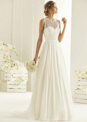 Brautkleid Bianco Evento 2019 Bridal Dress OPHELIA 1 Bei Avorio Vestito BrideStore And More Brautmode Berlin