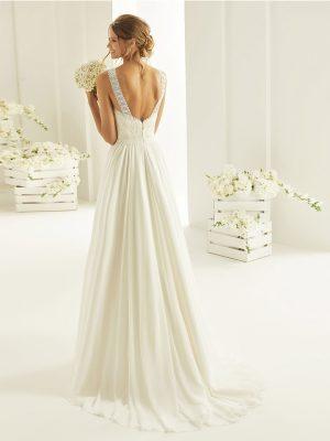 Brautkleid Bianco Evento 2019 Bridal Dress OPHELIA 3 Bei Avorio Vestito BrideStore And More Brautmode Berlin