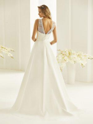 Brautkleid Bianco Evento 2019 Bridal Dress RIVIERA 3 Bei Avorio Vestito BrideStore And More Brautmode Berlin