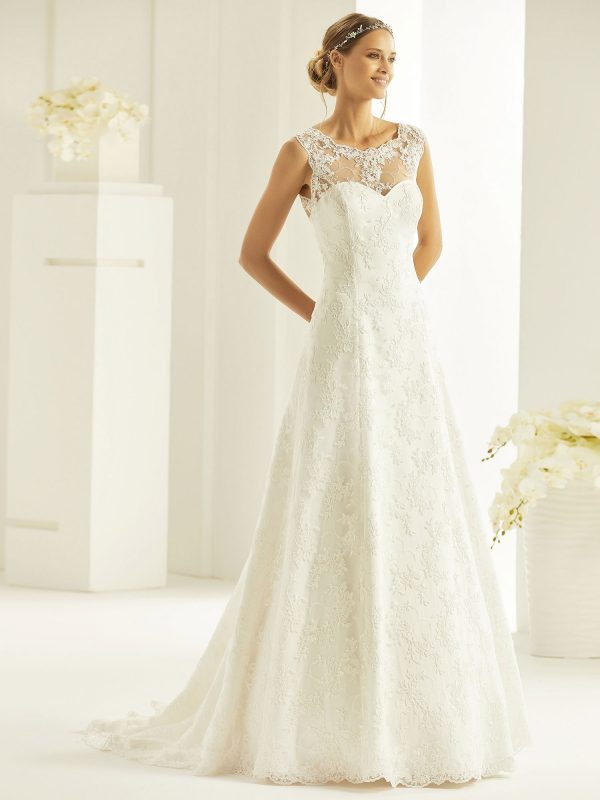 Brautkleid Bianco Evento 2019 Bridal Dress SABRINA 1 Bei Avorio Vestito BrideStore And More Brautmode Berlin
