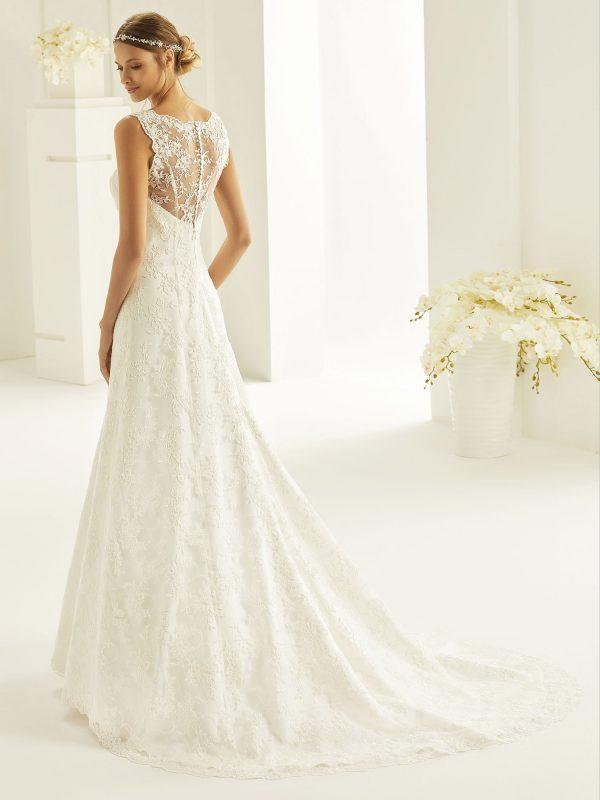 Brautkleid Bianco Evento 2019 Bridal Dress SABRINA 3 Bei Avorio Vestito BrideStore And More Brautmode Berlin
