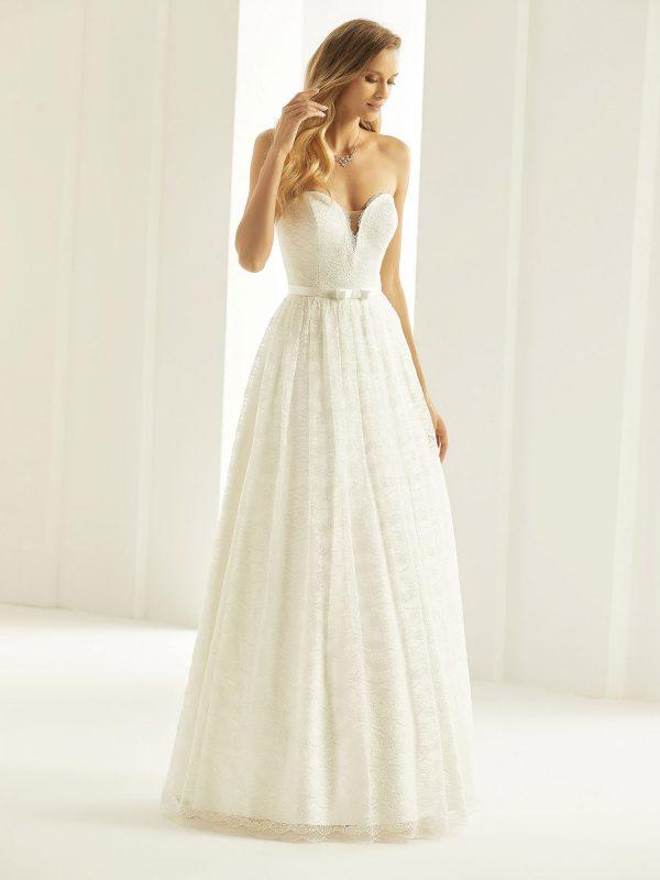 Brautkleid Bianco Evento 2019 Bridal Dress SCARLETT 1 Bei Avorio Vestito BrideStore And More Brautmode Berlin