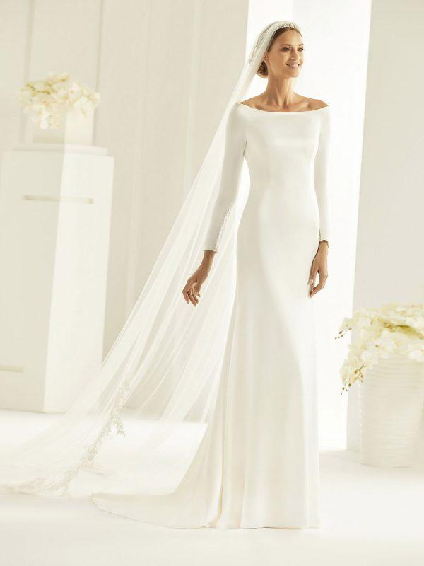 Brautkleid Bianco Evento 2019 Bridal Dress TIFFANY 1 Bei Avorio Vestito BrideStore And More Brautmode Berlin